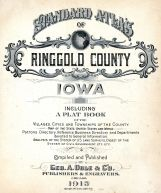 Title Page, Ringgold County 1915 Ogle